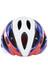 Alpina Cybric Helm white-blue-red
